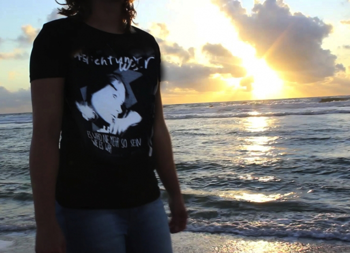 Shirt - Motiv (weiblich)
