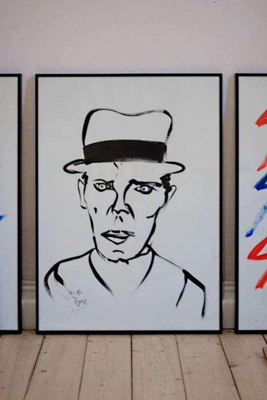 Beuys Portrait