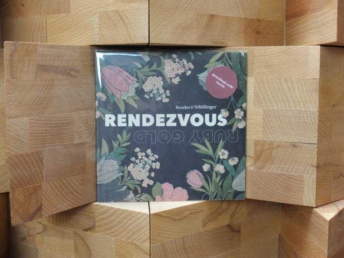 7 Inch Vinyl RENDEZVOUS / RUBY GOLD