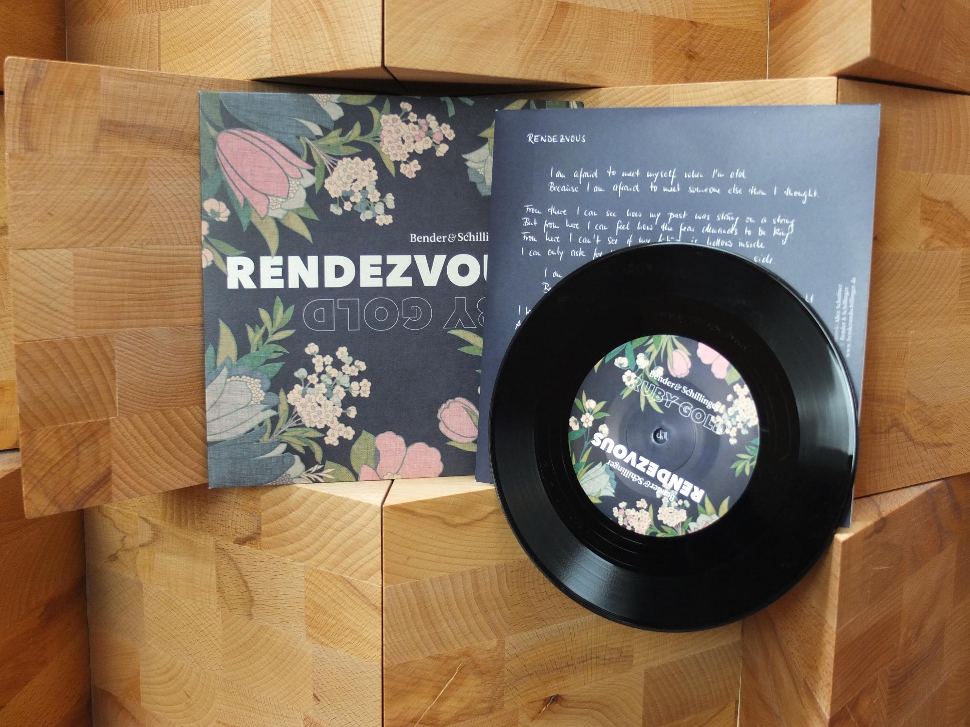 7 Inch Vinyl RENDEZVOUS / RUBY GOLD
