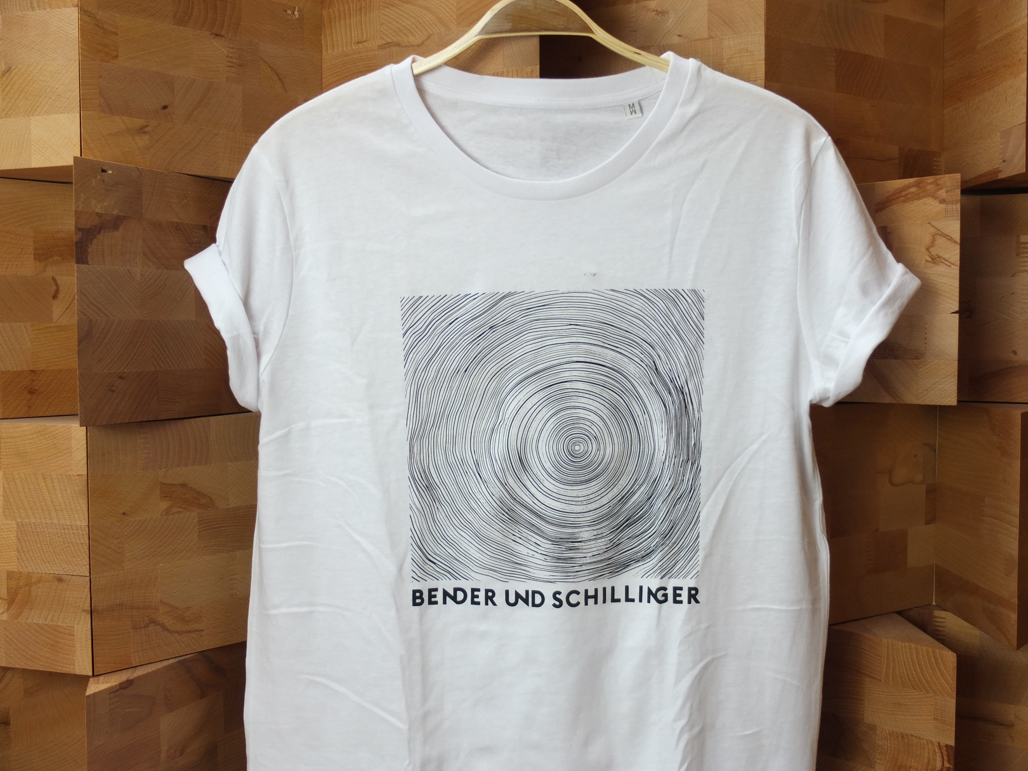 T-Shirt »Its about time«