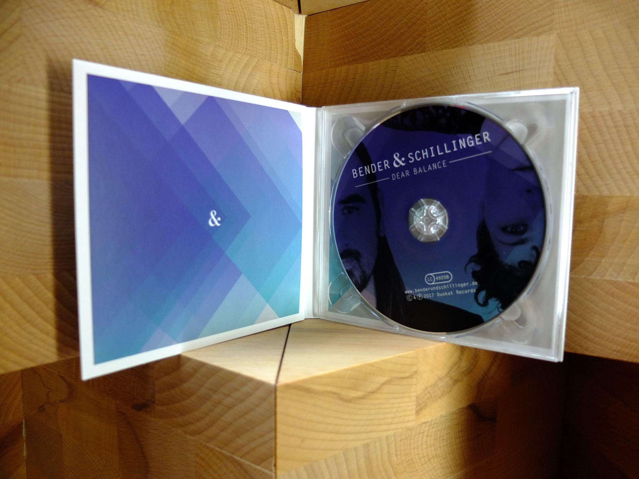 CD - DEAR BALANCE
