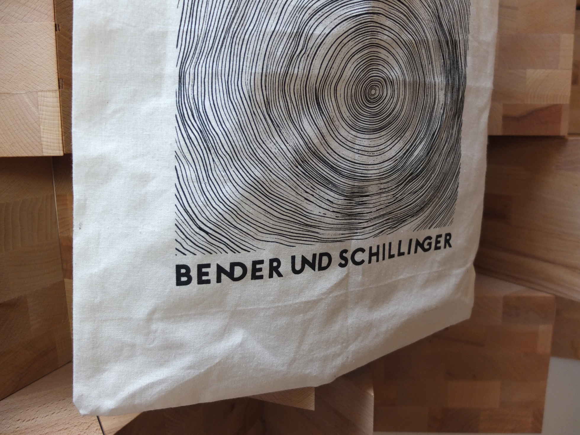 Beutel »Its about time«