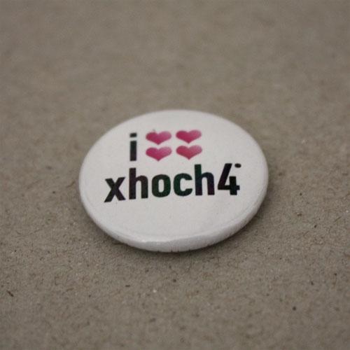 i love xhoch4