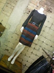 Jerseykleid \