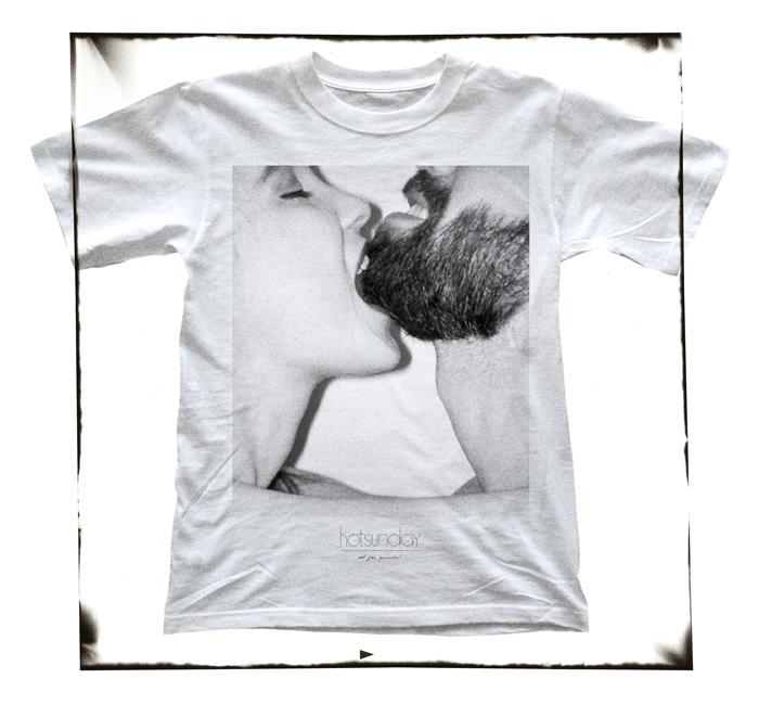 HOTSUNDAY #001, Classic T-Shirt 1950er Style