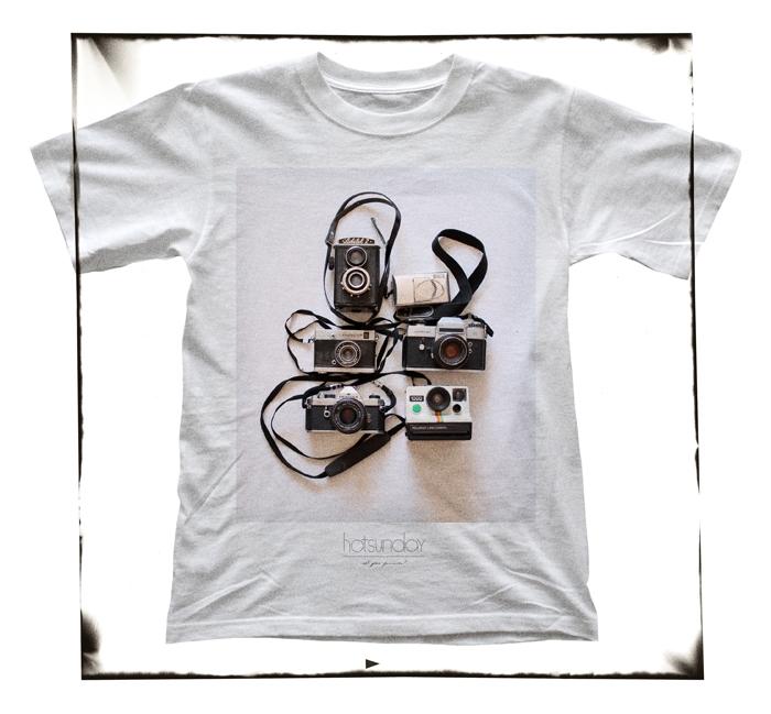 HOTSUNDAY #022, Classic T-Shirt 1950er Style