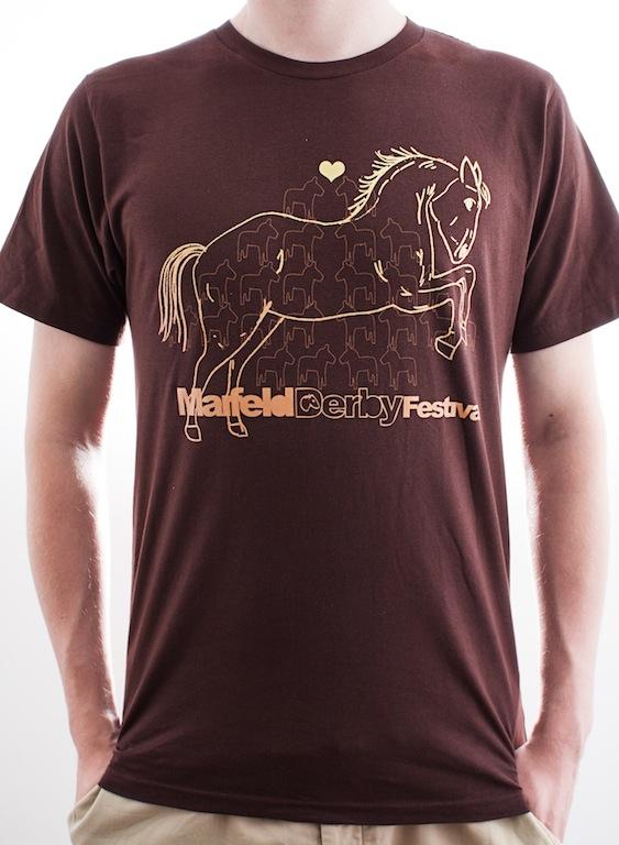 Festival T-Shirt 2012 ohne Datum