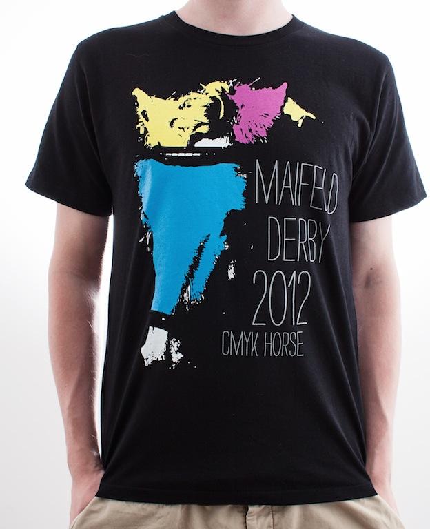 Festival T-Shirt 2012 (CYMK Horse)