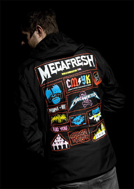 Death To False Metal Jacket