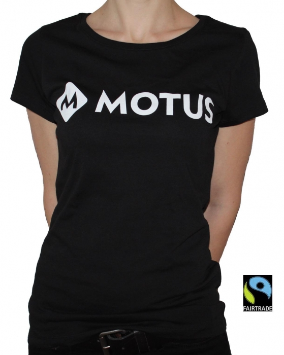 MOTUS Shirt Ladies black