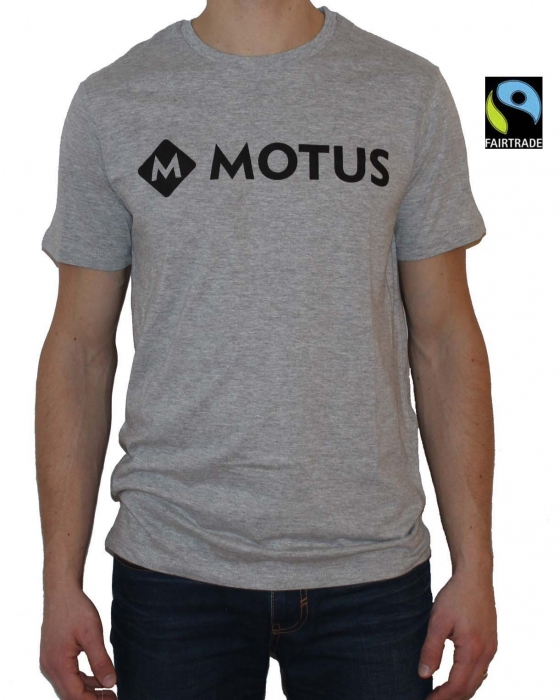 MOTUS Shirt Men grey