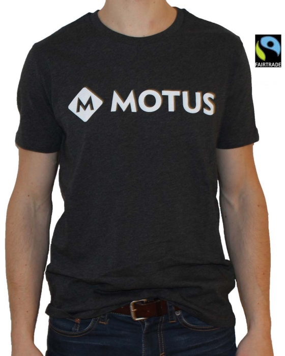 MOTUS Shirt Men dark grey