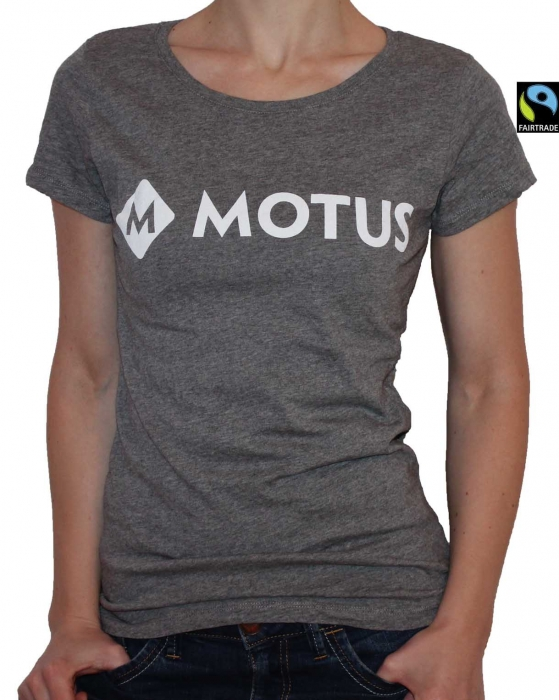 MOTUS Shirt Ladies grey