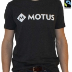 MOTUS Shirt Men dark grey