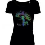 Alive Frauen Shirt