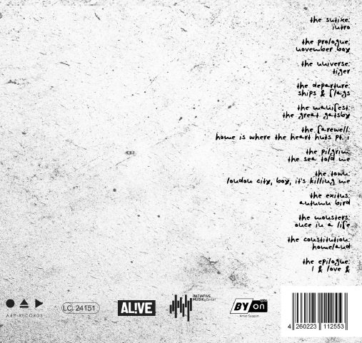 CD - My November My