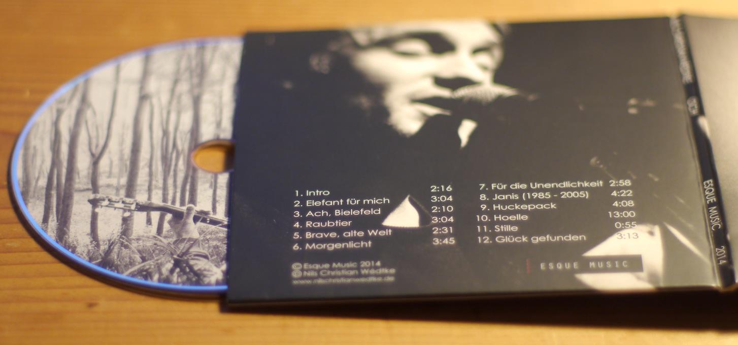 CD Album \'Och\' (DIGIPACK / 24 Seiten Booklet)