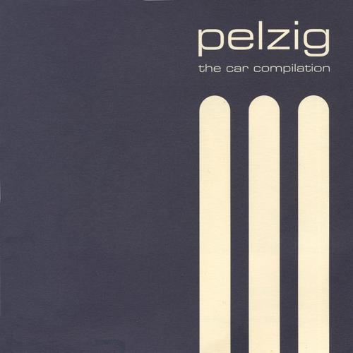 PELZIG - The Car Compilation - LP (Rarität)