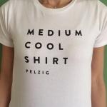 PELZIG - MEDIUM COOL SHIRT - Girls White