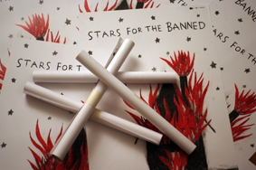 Stars For The Banned Poster A2