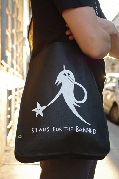 Stars For The Banned Bag