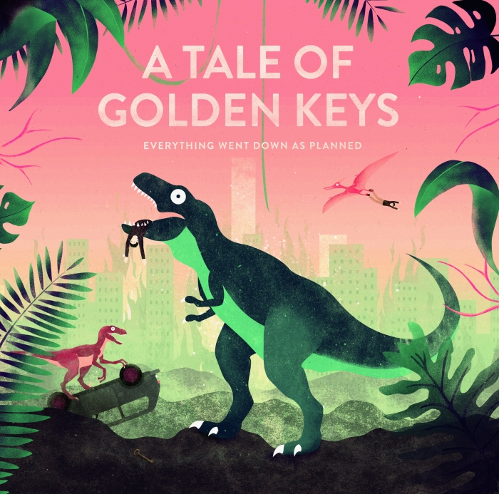 A Tale Of Golden Keys - Everything Went Down As Planned (CD)