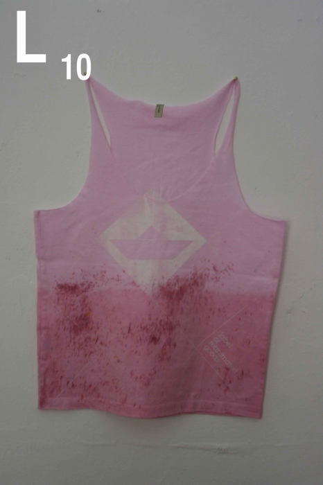 recut and redyed soccer shirt. L10