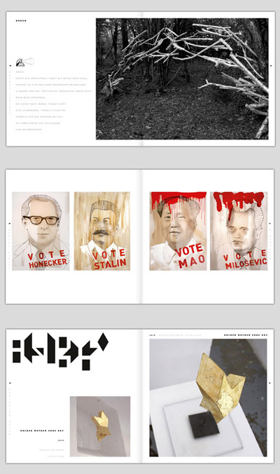 XHOCH4 ARTISTS  Buch