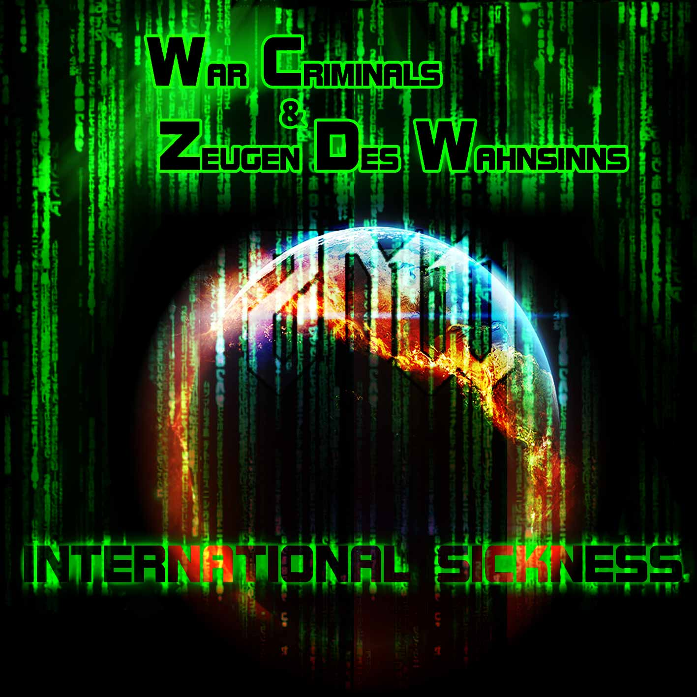 INTERNATIONAL SICKNESS + KOTZBROCKENTAPE